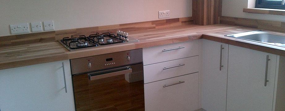 Clean kitchen picture